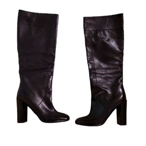 Max&Co Leather Boots
